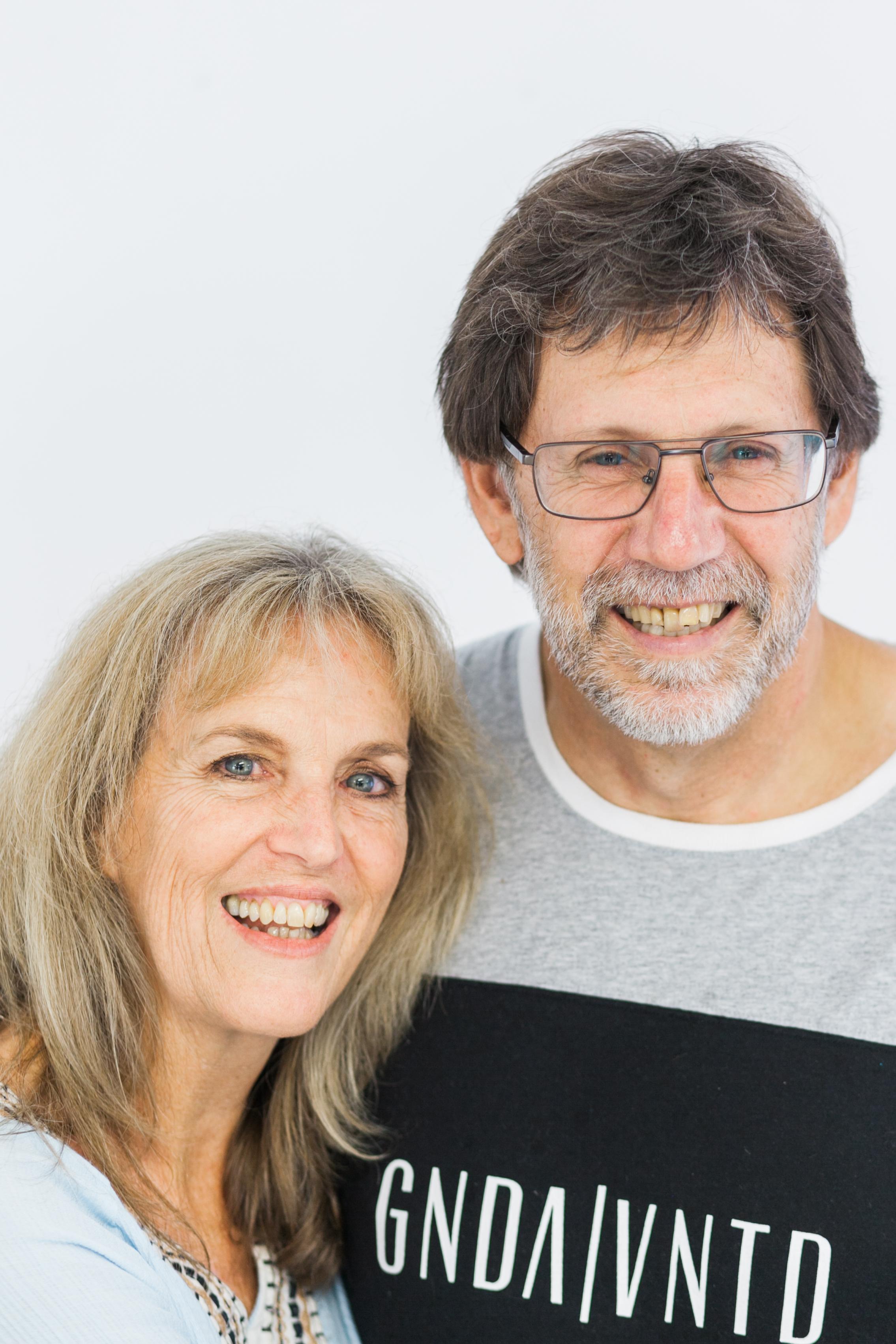 Neville & Sue Strachan
