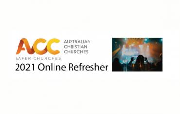 Safer Churches Online refresher
